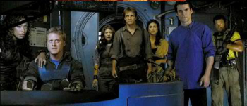 Actors in the cast of TV series Firefly